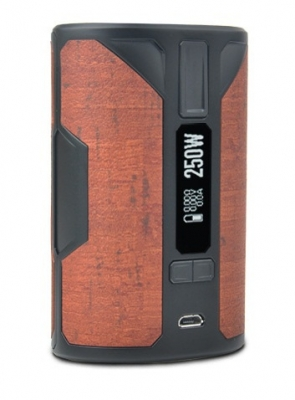 "S-Body VapeDroid C3D1 DNA250W - ""добрый"" толстяк"